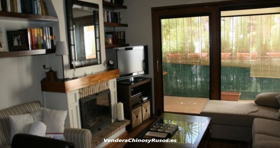 Vendo Chalet duplex a Chinos