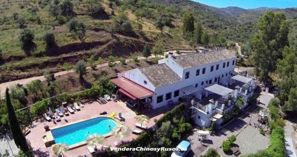 Hotel Rural en Málaga
