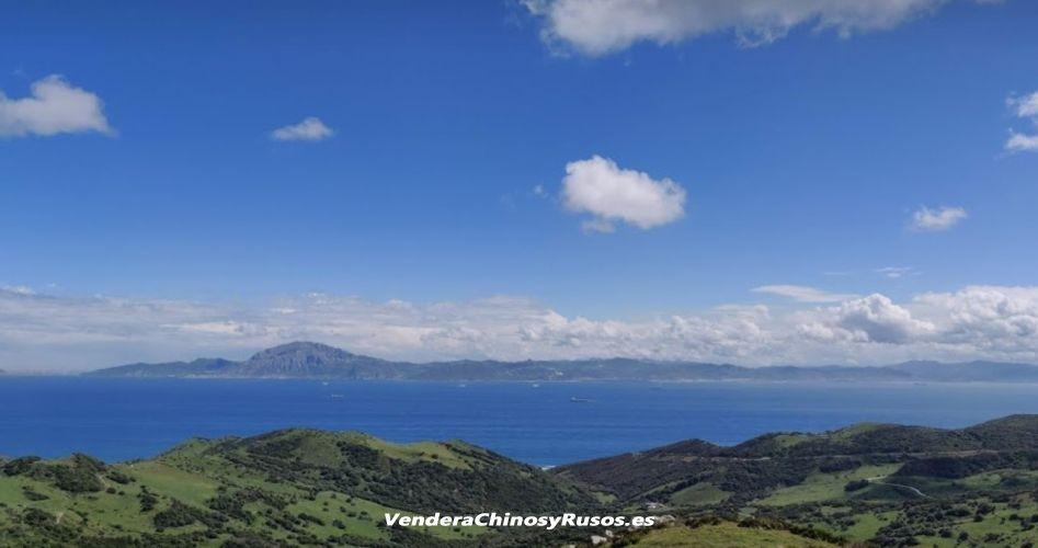 Продается смотровая площадка в Гибралтаре