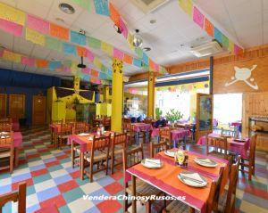 Local restaurante al lado del mar en Alcossebre
