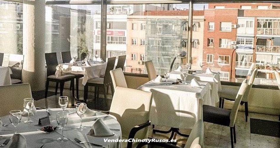 Vendo Restaurante a Chinos o Rusos