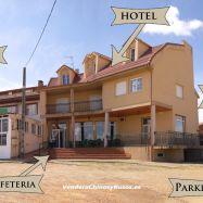 75% de descuento Venta de Hotel - Restaurante - Bar - Vivienda - Parking - Bodega