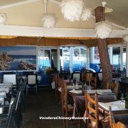 Restaurant primera línea de mar