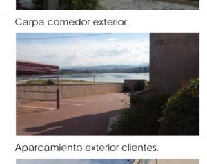 Vendo inmueble con negocio en Pontevedra